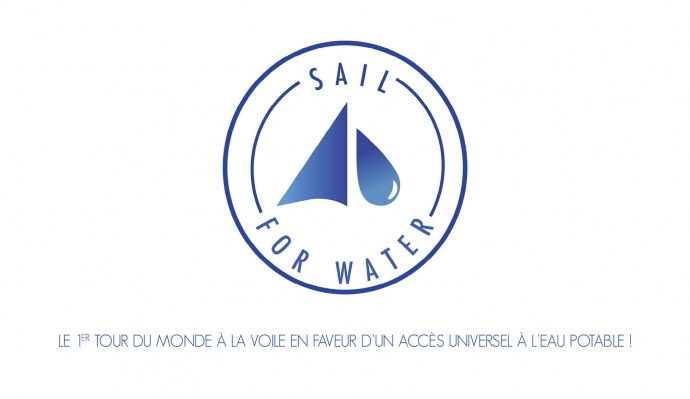 Sail for Water mecenat sepalumic aluminium